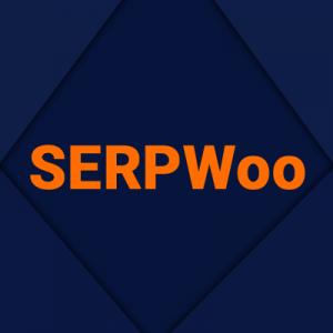 Serpwoo tool logo